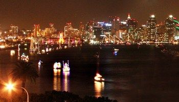 San Diego Bay Parade Of Lights Alluring See Christmas Lights In San Diego This 2015 Holiday Season Inspiration Design