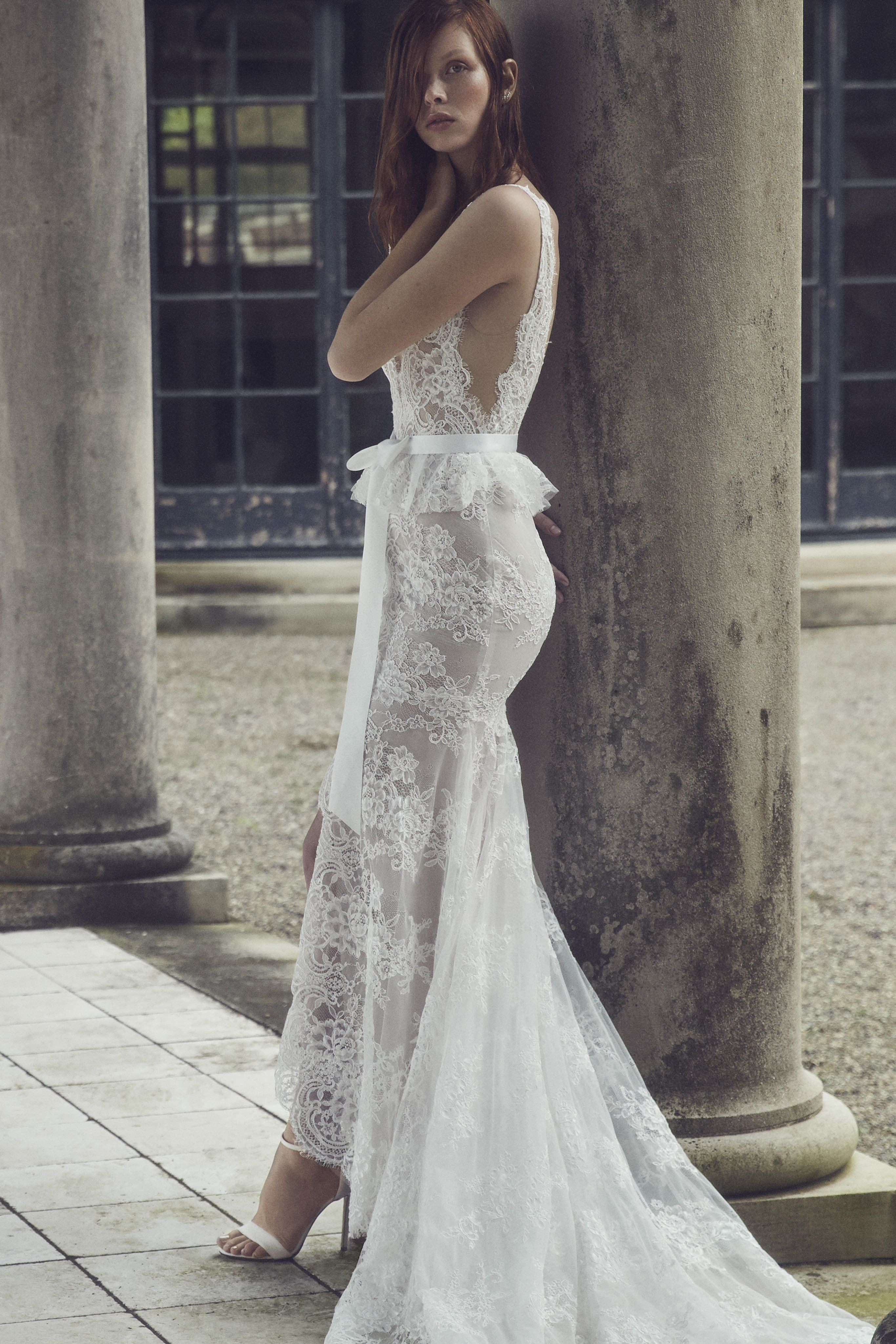dd411a4a447 30 Stunning Wedding Dresses Every 2019 Bride Needs to See