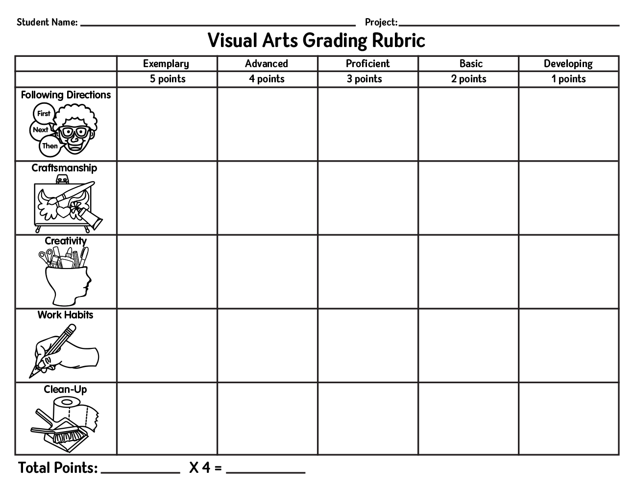 Pin On Visual Arts For Kids