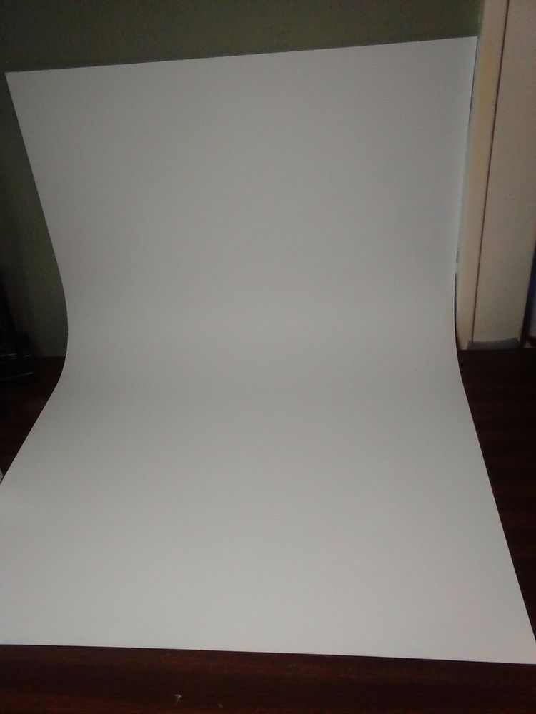 Plastic Sheet White Flexible Sturdy Pvc 40 X 26 24 Mil Crafts Silkscreen Pvc Plastic Sheets Sturdy Plastic