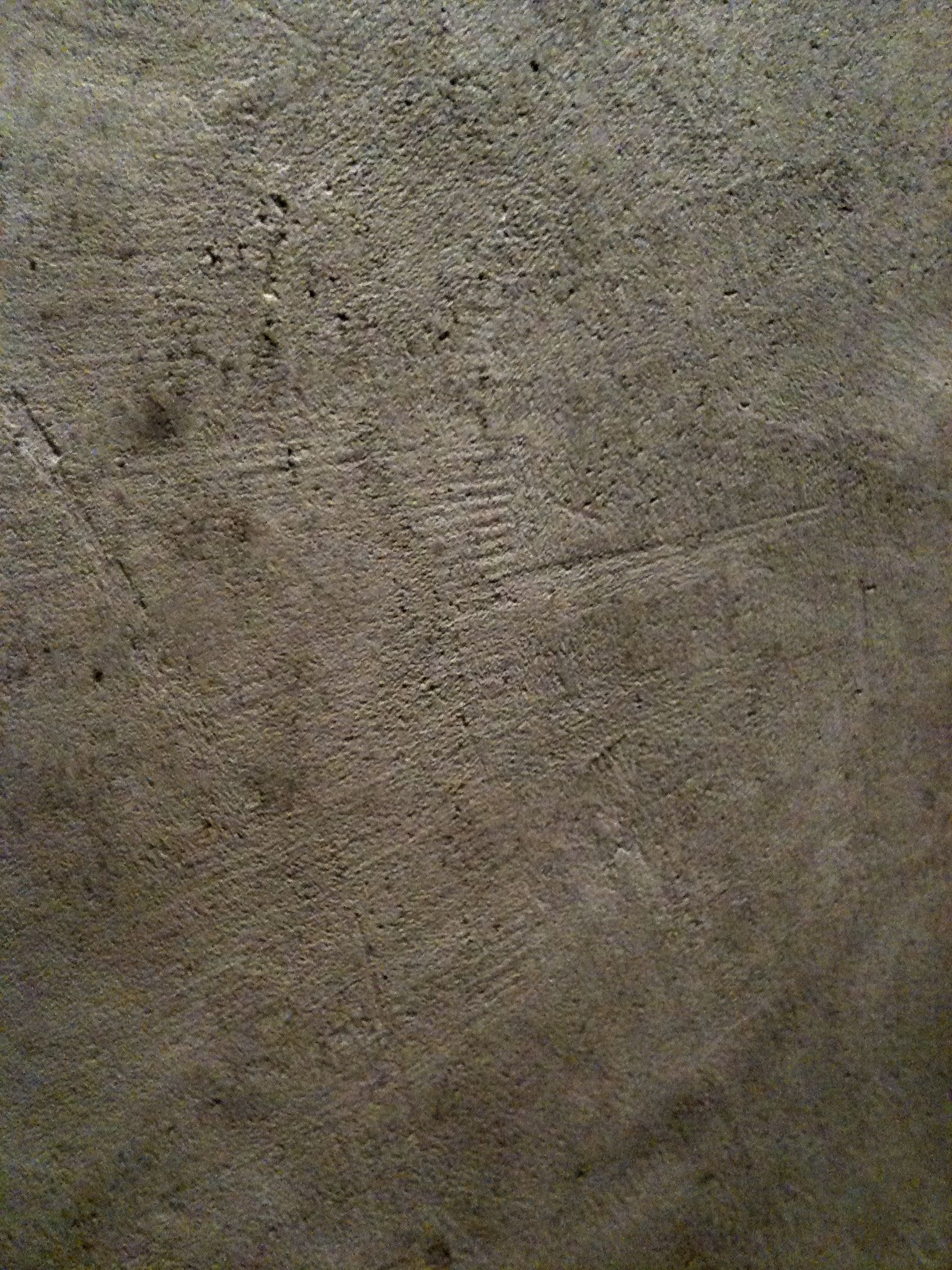 Spachteltechnik in betonoptik concrete wandgestaltung - Spachteltechnik wand ...