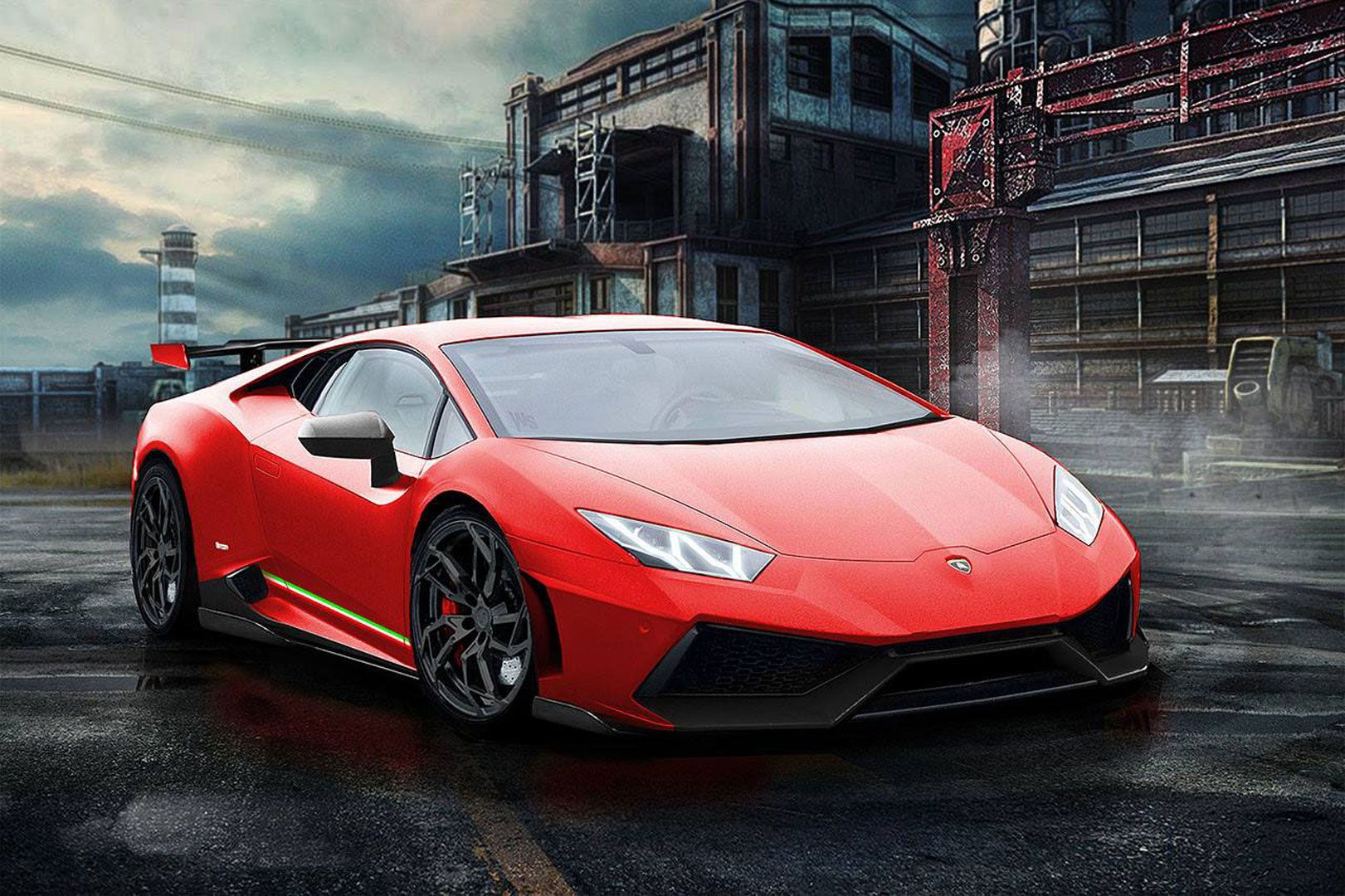 Lamborghini Huracan Wallpapers High Quality Resolution