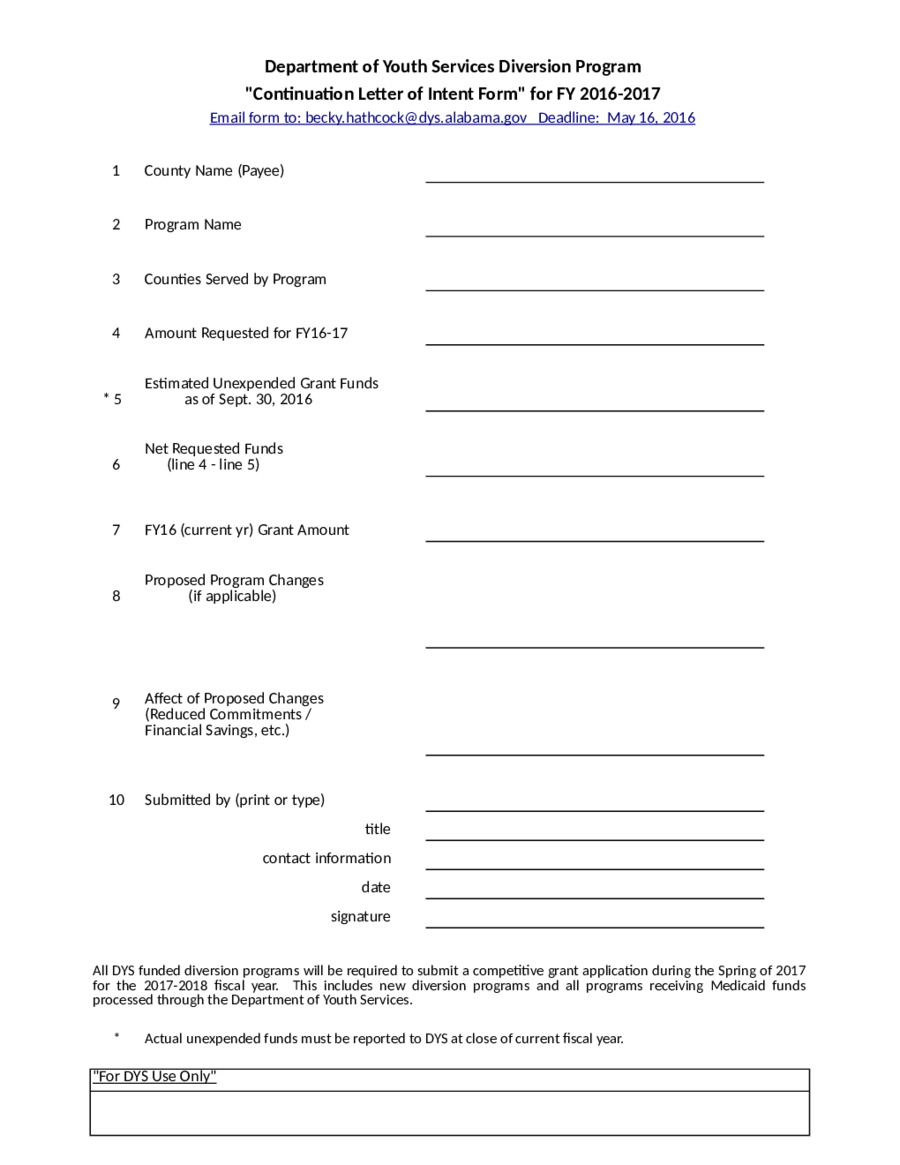 Sample Letter Intent Template Form Adjustment Claim And  Home