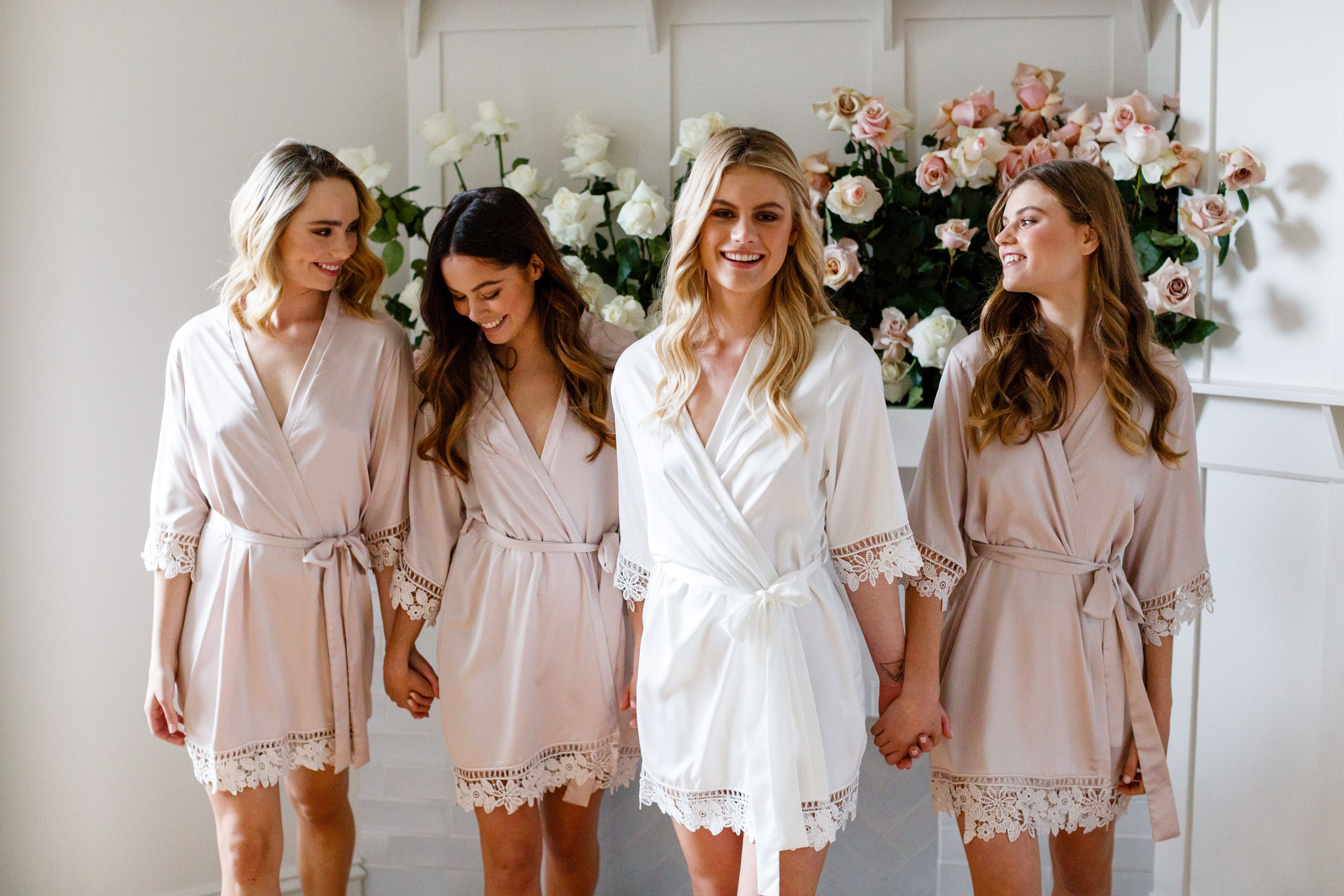 Le rose gifts robes