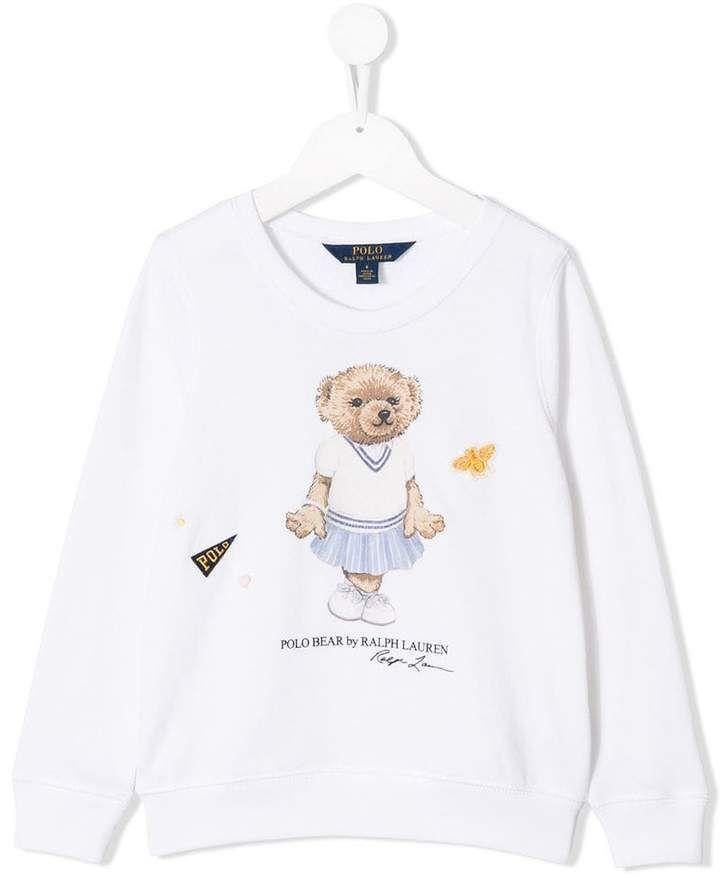 6a24c1a2f Ralph Lauren Kids bear sweatshirt in 2019
