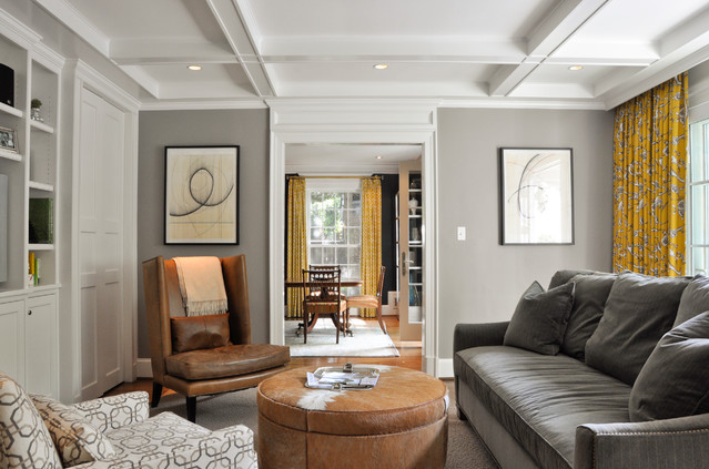 How To Make Your Room S Cool Gray Palette Look Warm Comfortable