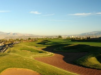 Rio Secco Golf Club. Read more on why it made Best of Vegas Top 10 Golf list here!