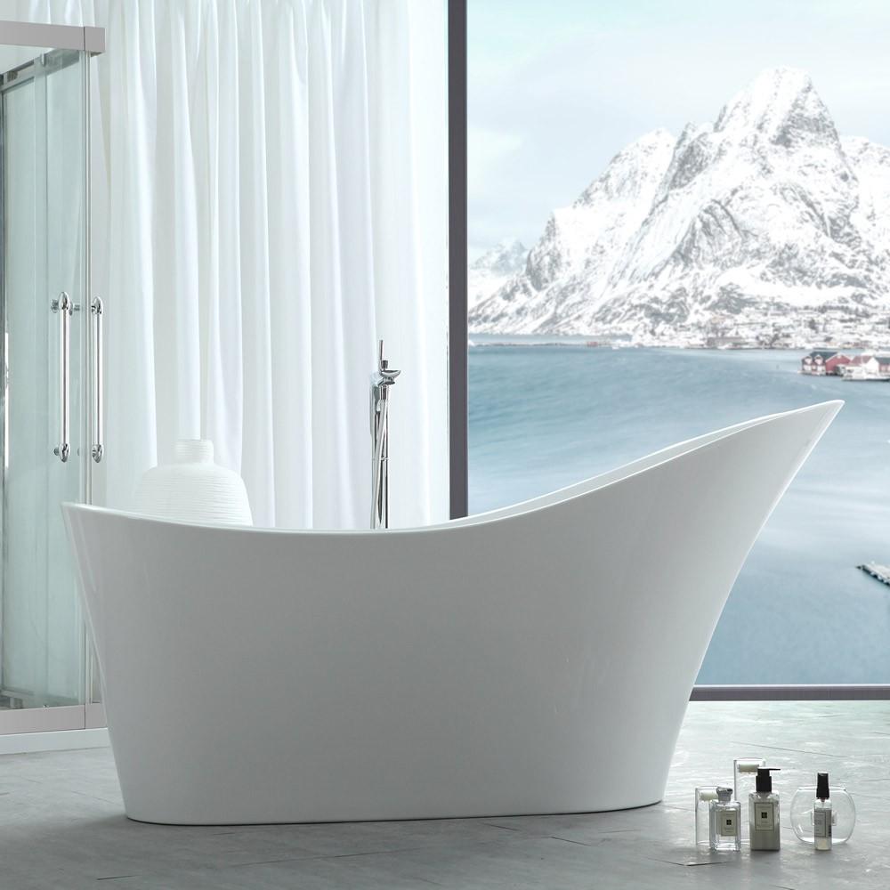 Planning A Freestanding Bathtub Installation Bathroom Design