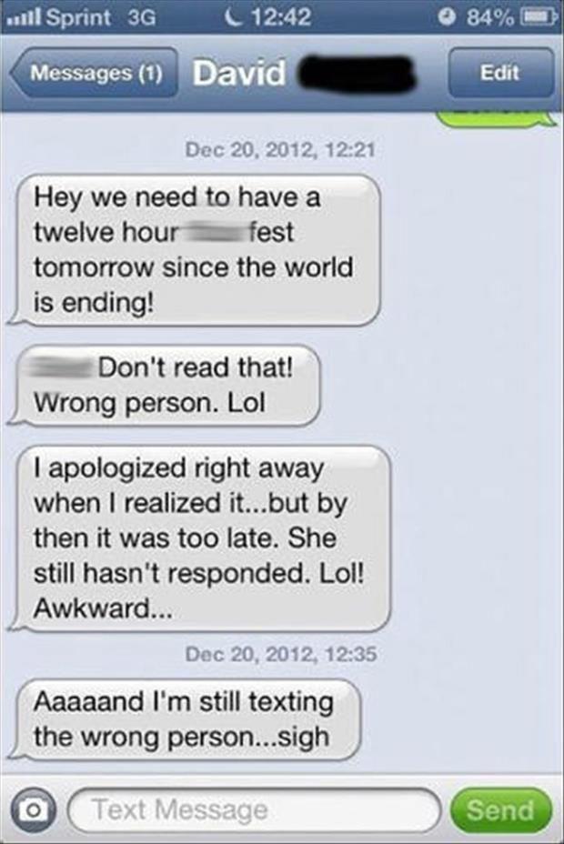 Sexting conversation examples