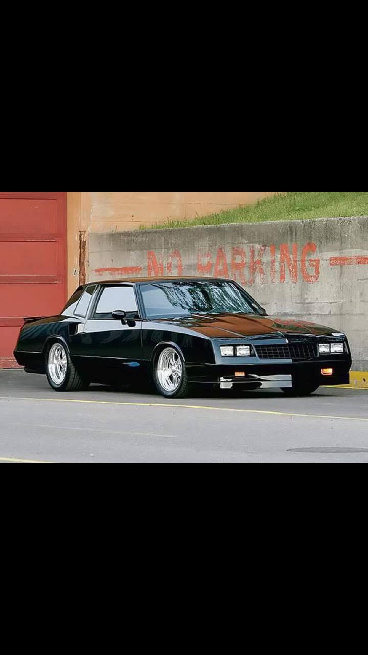 1983 Monte Carlo : monte, carlo, Favorite, Trucks