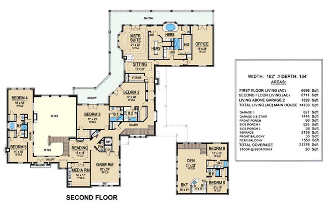 House Plan 015 1109