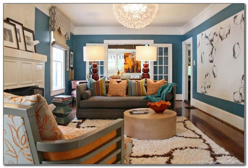 Living Room Color Scheme 2017 Home Decoration In 2019