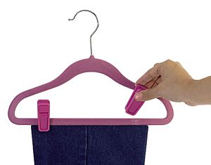 Complete Your Childrens Closet With The New Ergonomically Designed Finger  Clips From Closet Hanger Factory.