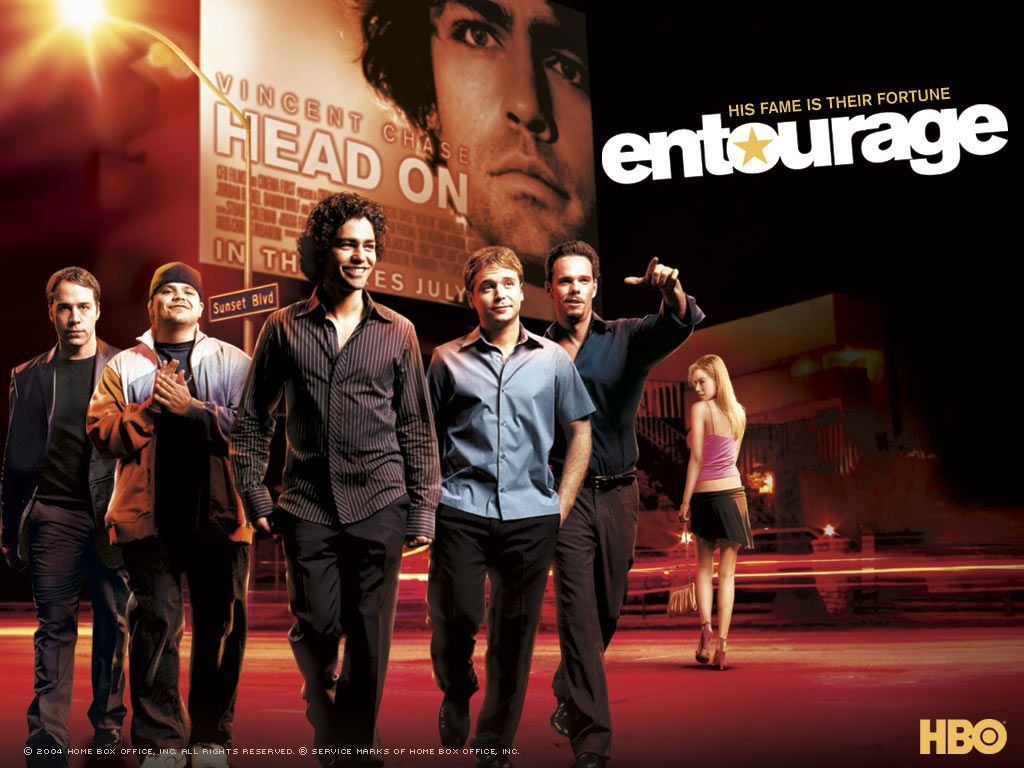 Image result for entourage on tv