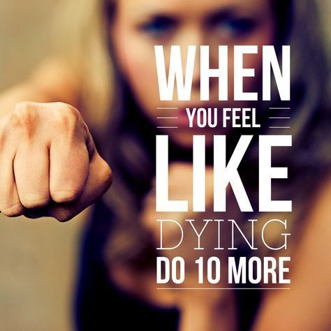#fitness  #workout  #motivation  #quotes  #inspiration #feel #like  When you feel like dying, do 10...