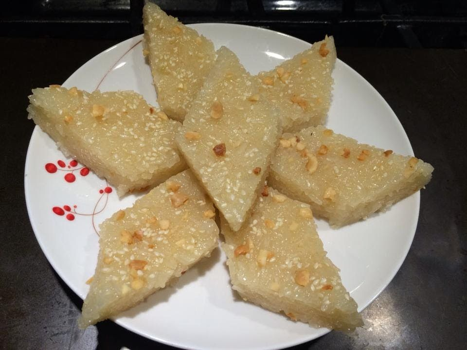 Vietnamese Sticky Rice | Banh Xoi Vi (With images ...