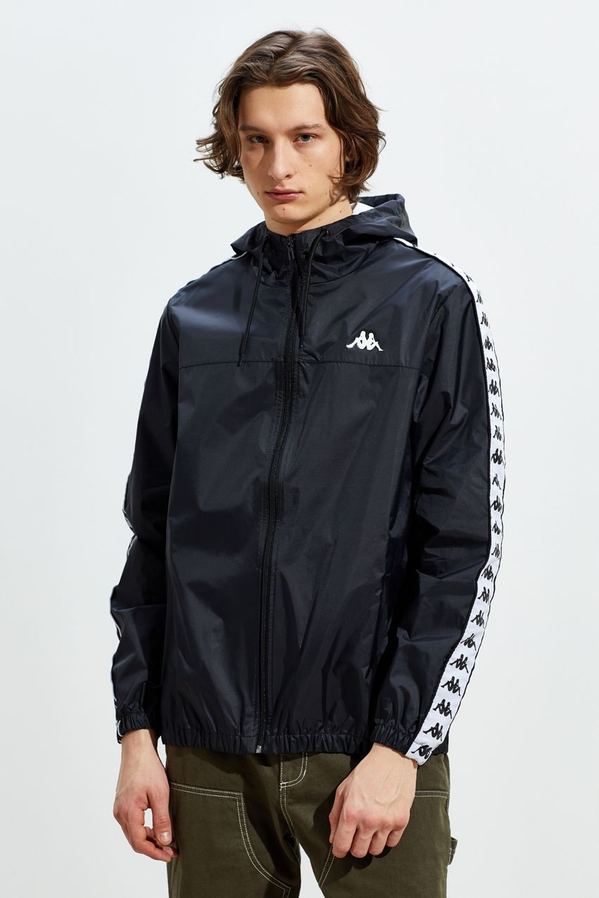 8dd06a088 Kappa Banda Dawson Windbreaker Jacket in 2019 | Men's Essentials ...