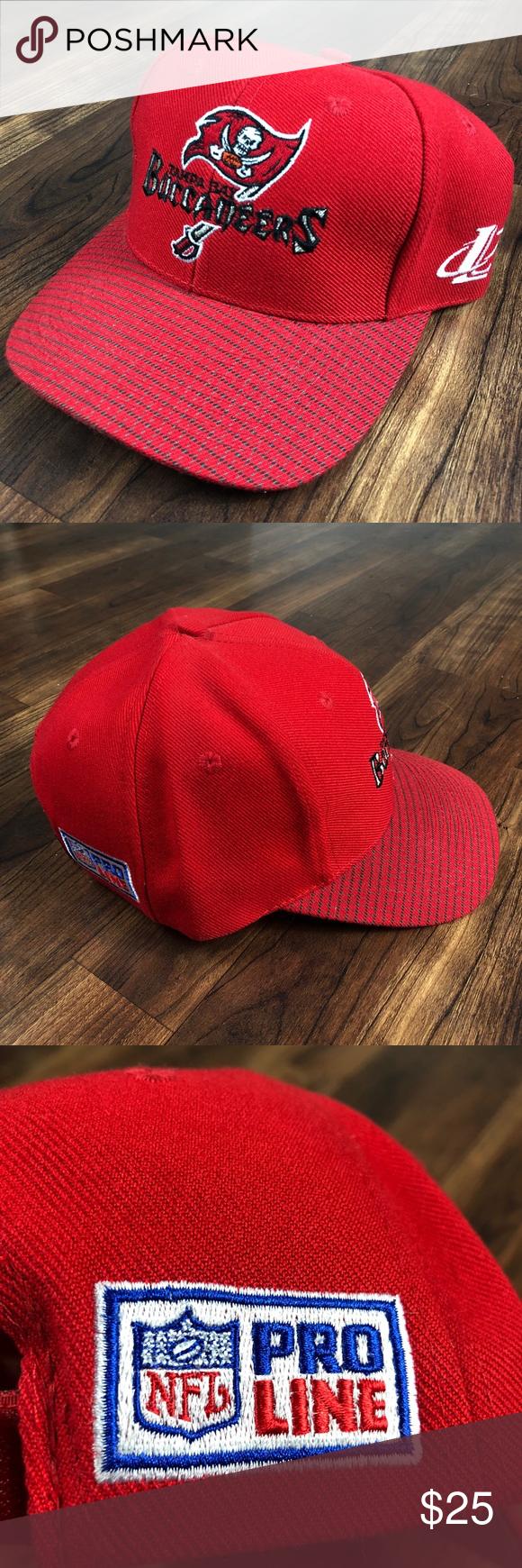 Vintage Logo Athletic Tampa Bay Buccaneers Hat Tampa Bay Buccaneers Hat Vintage Logo Athletic Accessories
