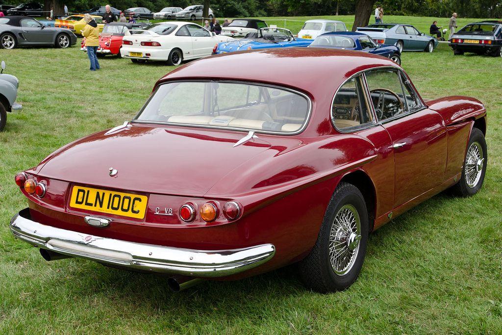 Jensen CV8 (1965)