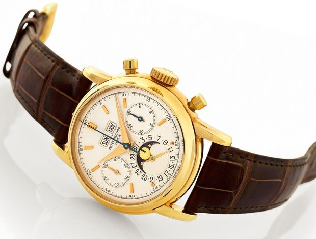 used gold patek philippe watches for sale