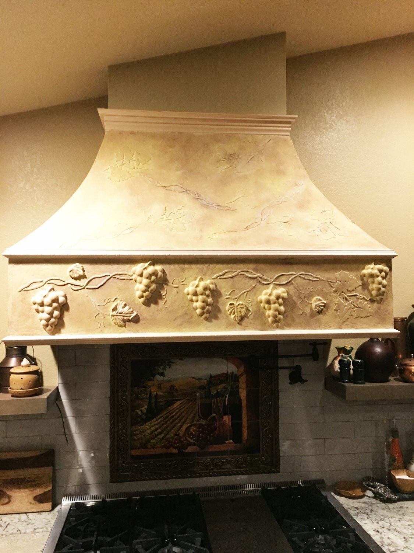 Victoria Larsen Home Decor Stencils & Ornamental Plaster Molds ...