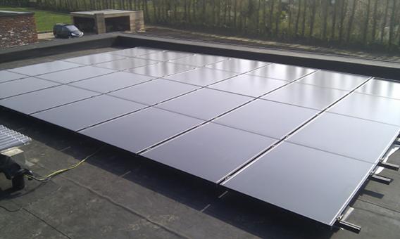 Verdien nu uw platte dak terug huis en bijgebouw exterior pinterest - Pergola dak platte ...