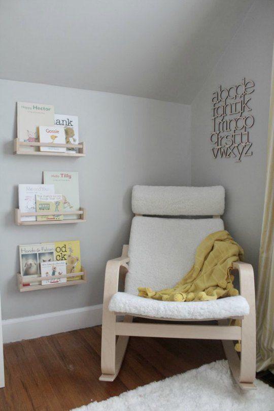 rincon-lectura-ikea-2 FIL Pinterest Ikea, Lectura y Rincones