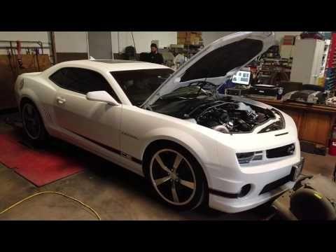 Tony's CPR built tt Camaro