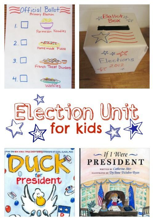 Photo of Teaching Kids About the Election Process