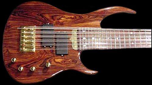 18-String Bass Guitar   bass: 8+ strings   Guitar, Bass, 12 string