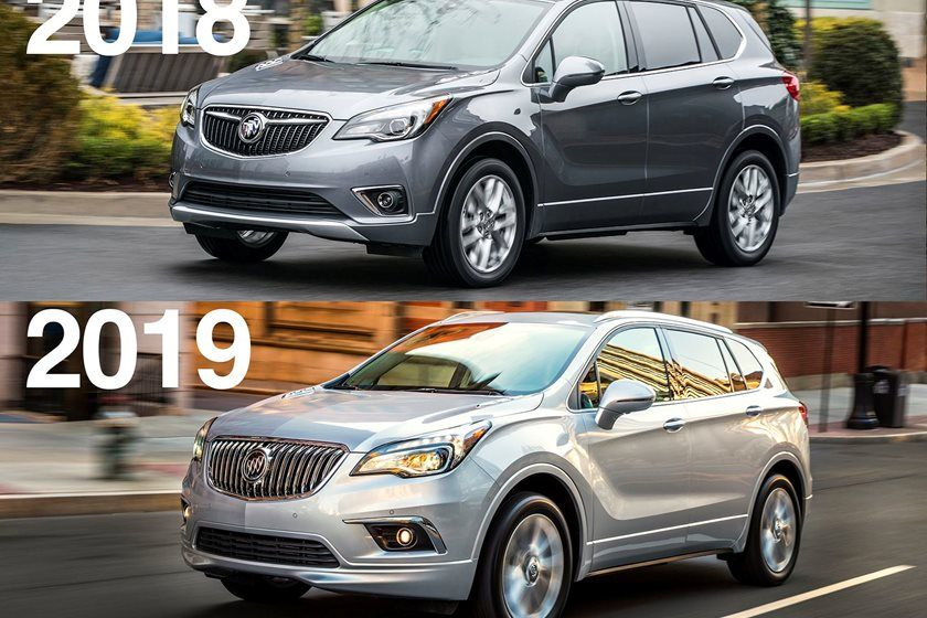 Top 2019 Buick Envision Redesign And Review Cars Picture Buick