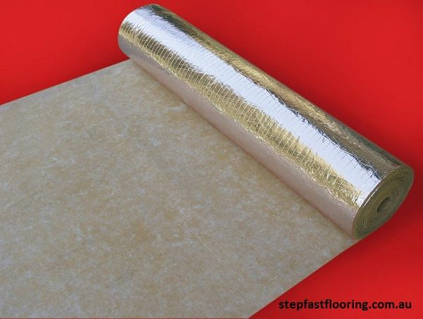 The Red #Underlays are known for providing optimum sound insulation as well as a vapor barrier.   Get from here: http://www.stepfastflooring.com.au/underly.php