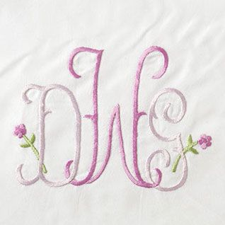 Walker Valentine Monograms
