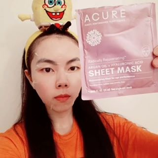 For The Love Of Sheet Mask by Penelope Dawn Sheet mask