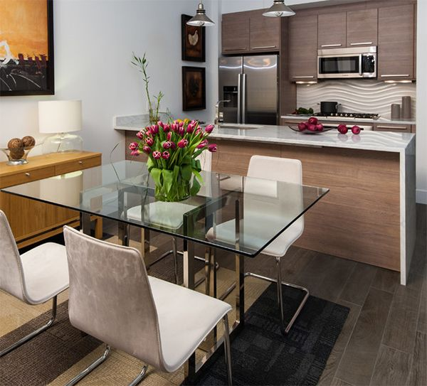 Condo Kitchen Design Captivating 20 Dashing And Streamlined Modern Condo Kitchen Designs  Modern Review