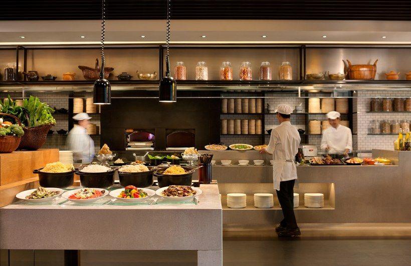 50++ Eco buffet de cuisine ideas