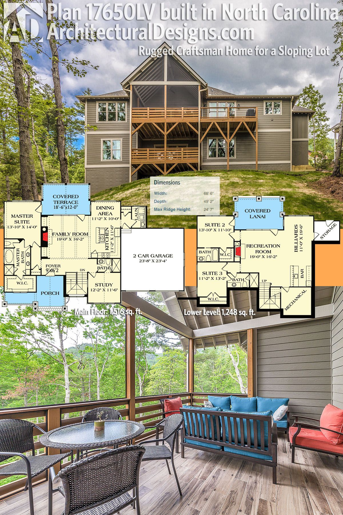 Architectural Designs House Plan 17650LV perfect