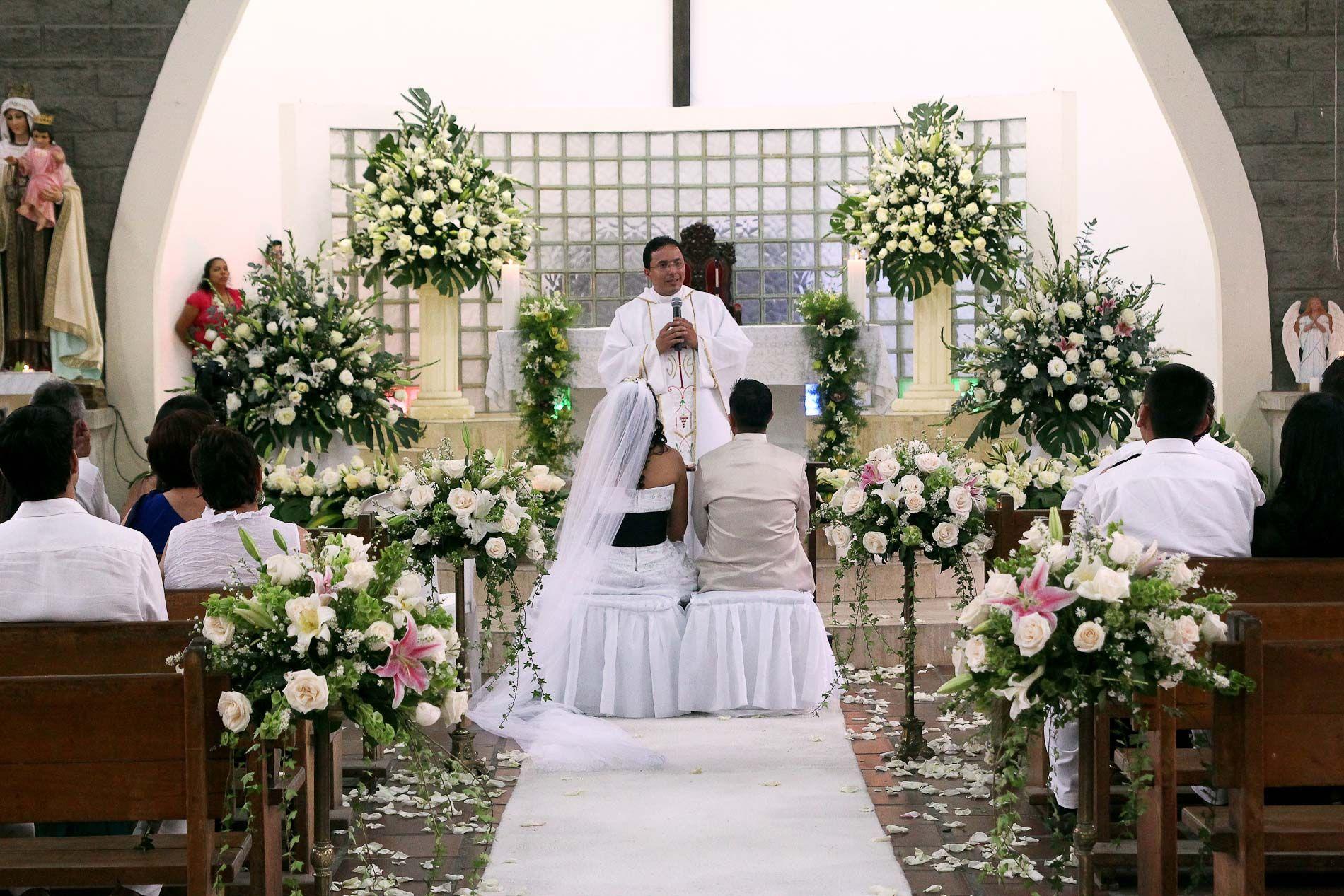 Bodas en cali decoraci n iglesias decoraci n de bodas - Decoracion bodas baratas ...