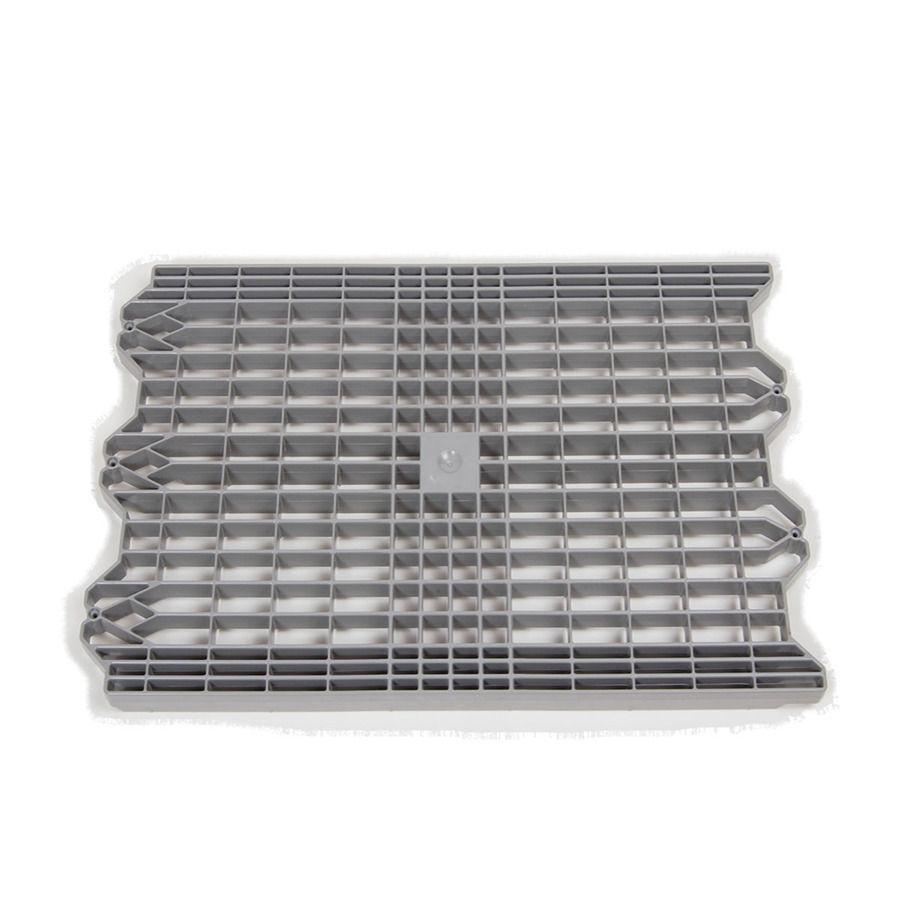 Attic Dek 10 Pack Plastic Attic Flooring Panels Common 1 1 2 In X 24 In X 16 In Actual 1 375 In X 24 75 In X Attic Flooring Attic Renovation Attic Storage