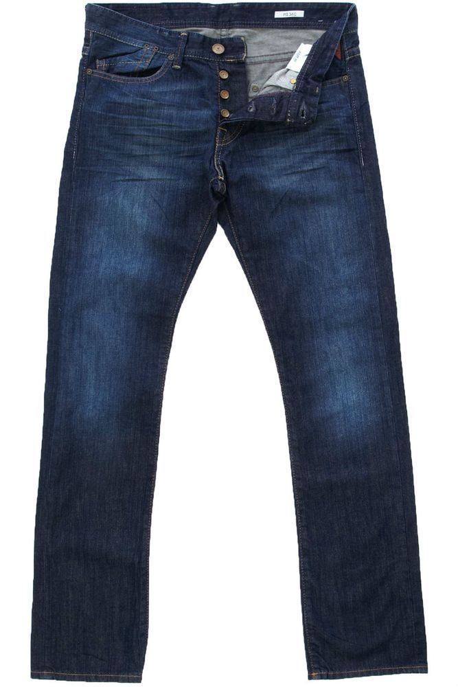 5b68a172dda3 Mens Replay Jeans 29 x 32 Mijag 904 Regular Slim New With Tags Authentic