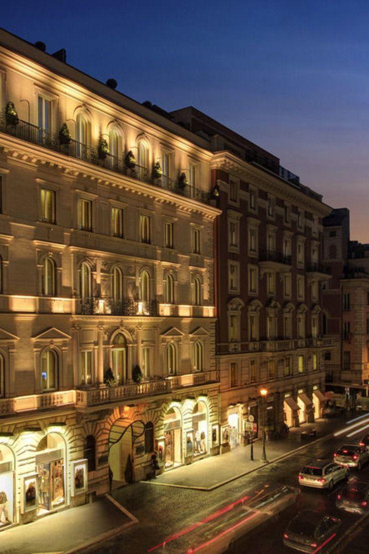 Hotel Artemide (Rome, Italy | Hotel artemide rome, Rome, Hotel