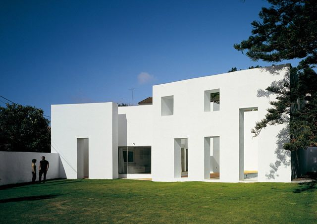 House in Alenquer by Aires Mateus Arquitecture I Love