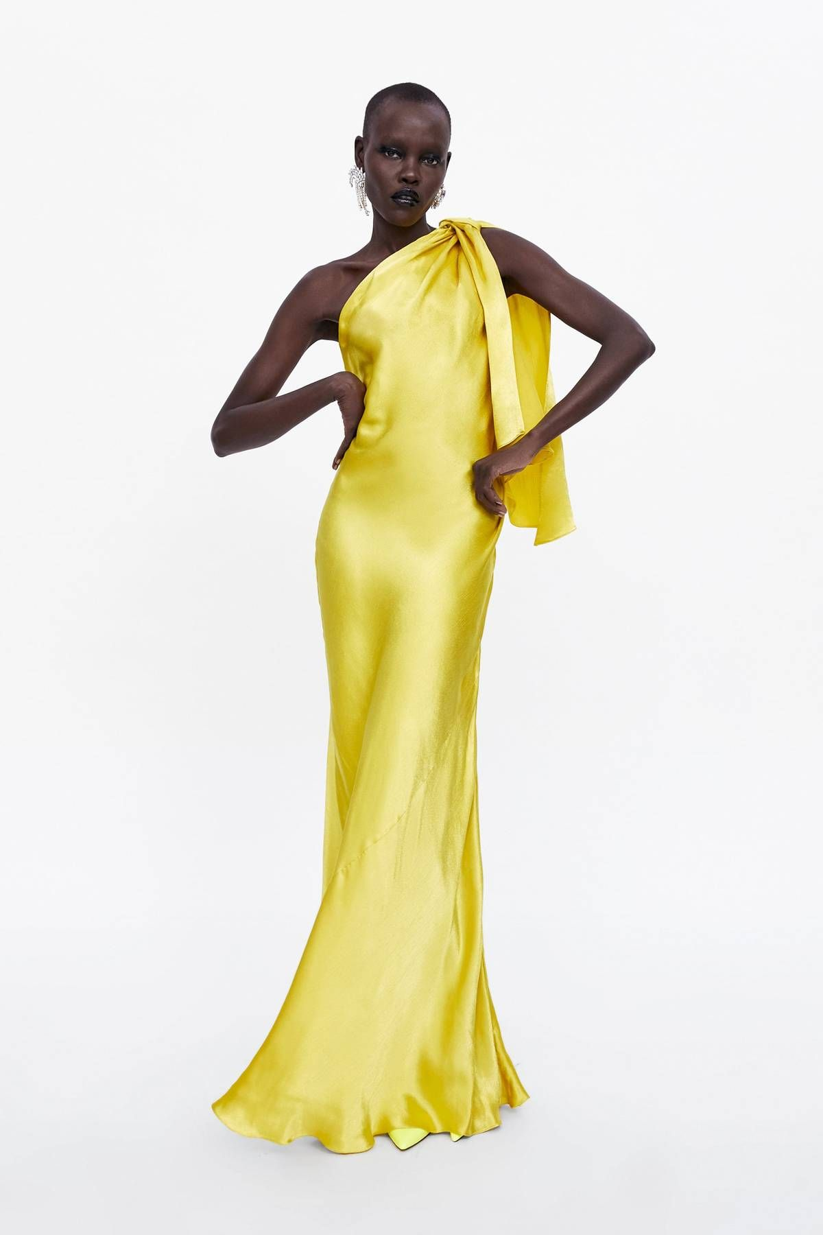 21 Extremely Fancy Dresses You D Never Guess Were From Zara Best Evening Dresses Fancy Dresses Dresses [ 1800 x 1200 Pixel ]