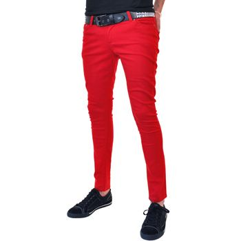 Red Slim Jeans | Jeans To