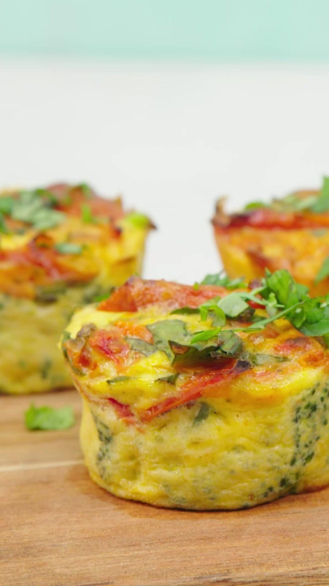 Broccoli-kaas-muffins – recept - Allerhande