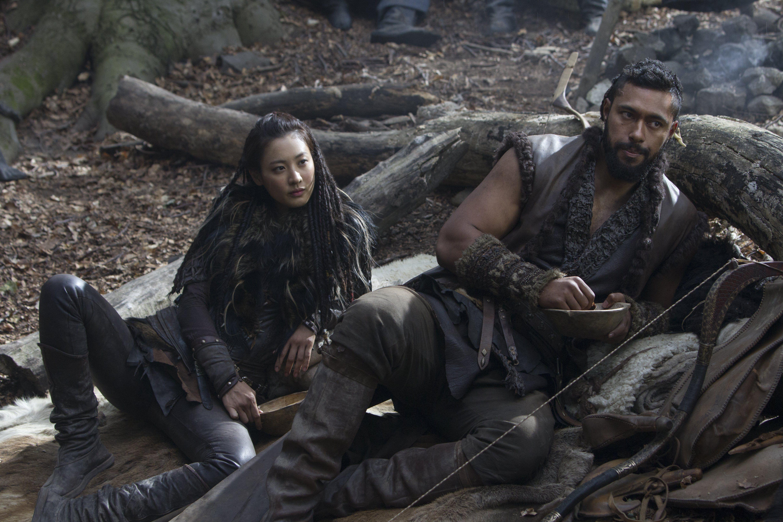Marco Polo - Khutulun and Byamba