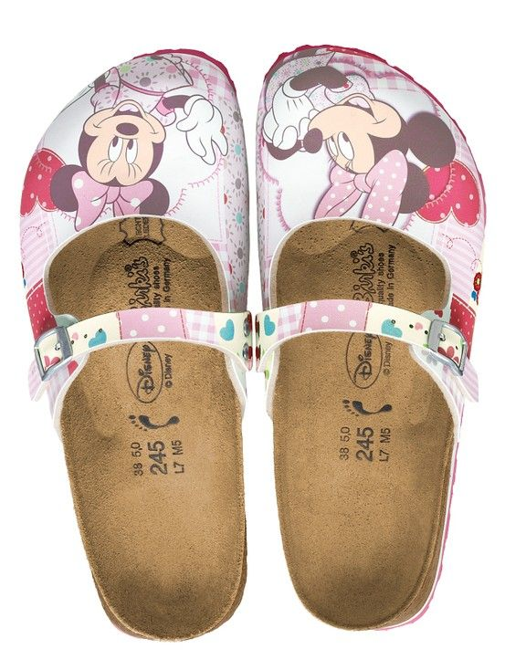 b28f7f17266 Zdravotní obuv Birki Disney - Maria Minnie Retro Mix   Birko-flor. více na
