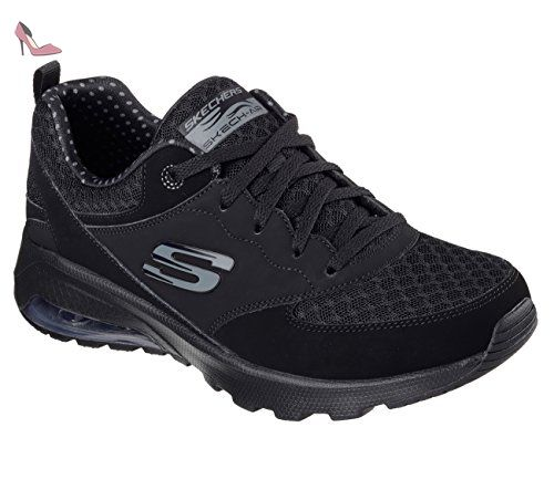 40 Extreme Skech Eu Skechers Air Basket 12720bbk Black q7ROZY