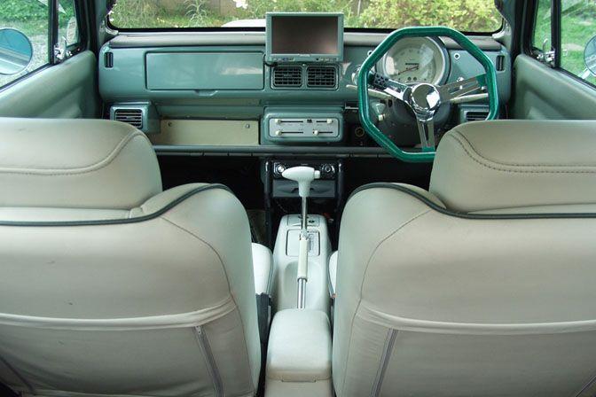 Car Feature>>kustom Nissan Pao | Speedhunters
