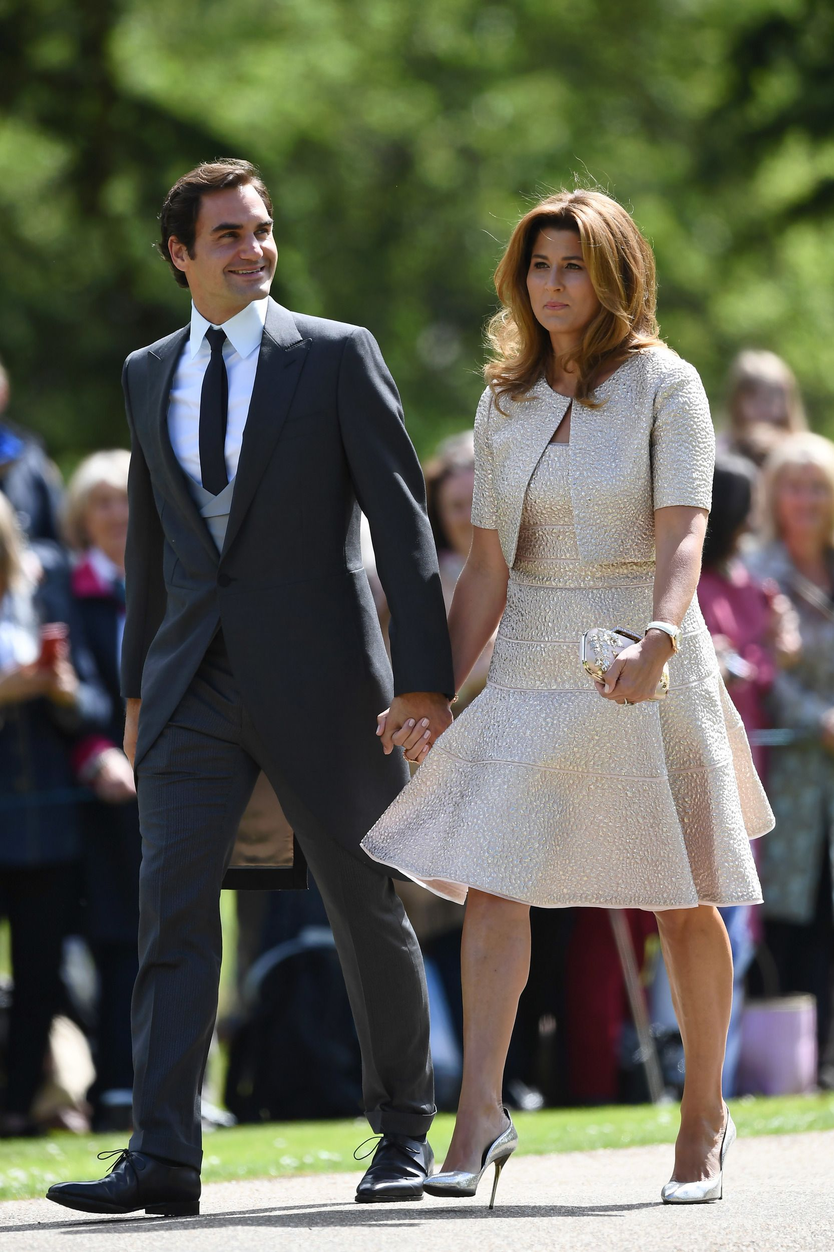 Pippa Middleton Marries James Matthews In Breathtaking Ceremony See All The Pics Pippa Middleton Roger Federer Pippa Middleton Wedding